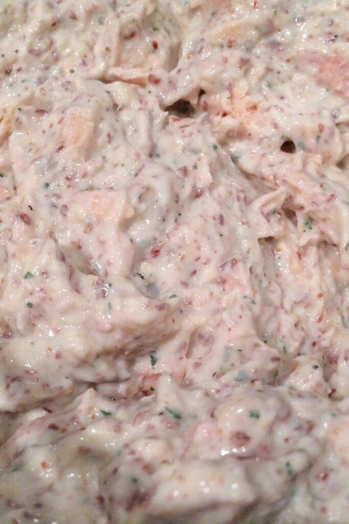Protein Ranch Tuna Dip Recipe