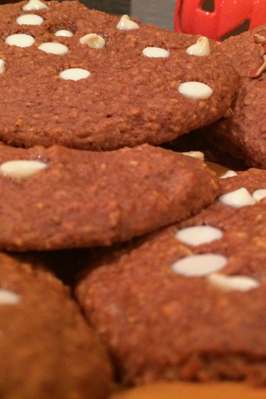 Pumpkin Protein Cookies Recipe