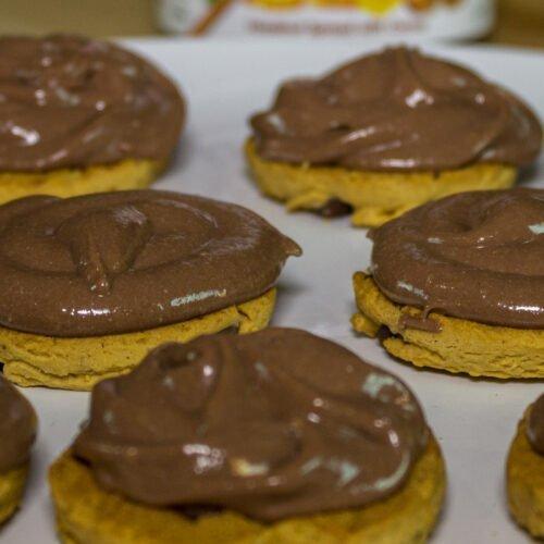 Nutella No Bake Cheesecake Bites Recipe