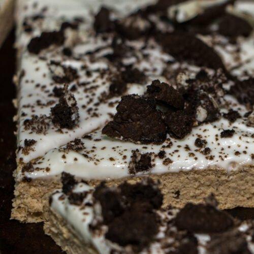 Healthy Dessert Protein Pizza without Powder Recipe