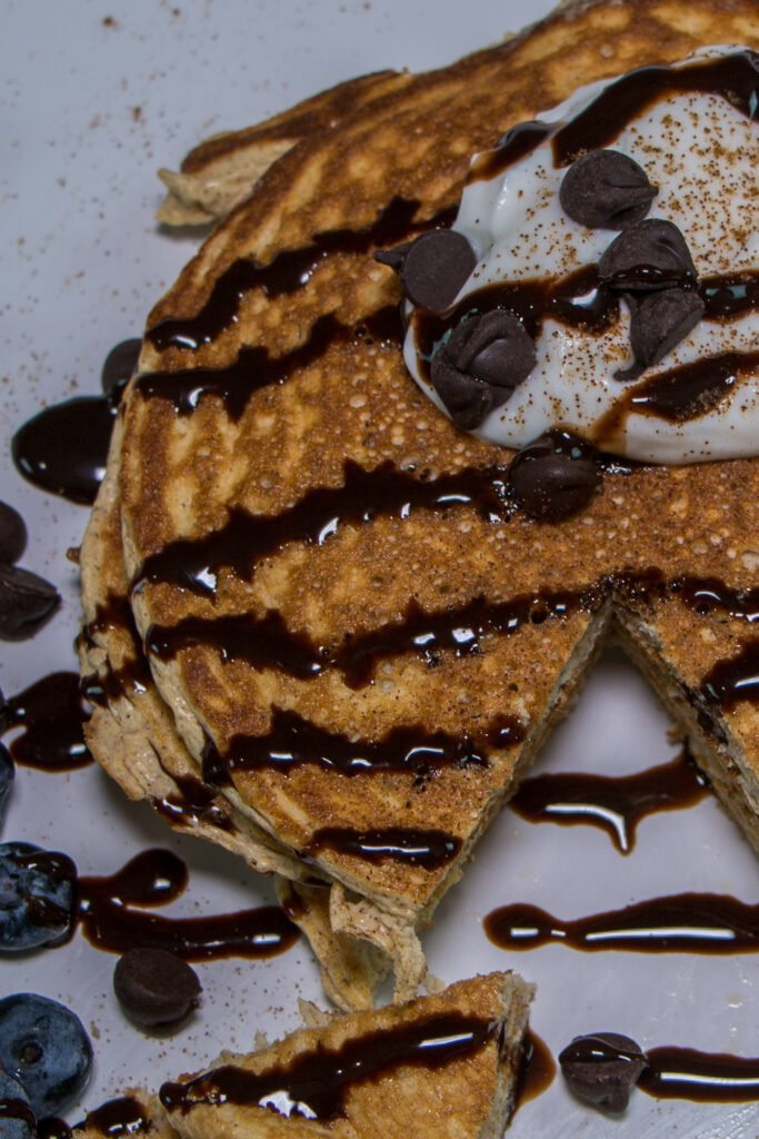 Low Carb Protein Pancakes without Powder Recipe