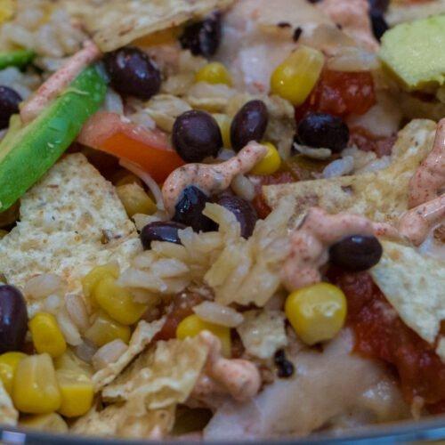 Quick Chipotle Burrito Bowls Recipe
