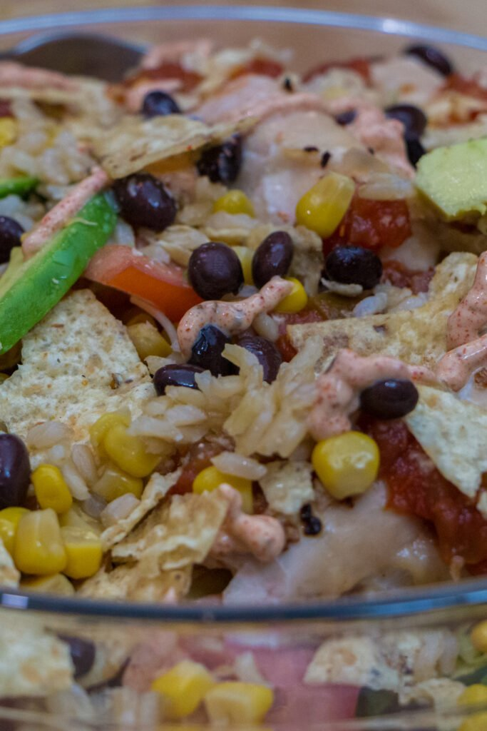 Quick Chipotle Burrito Bowls Recipe