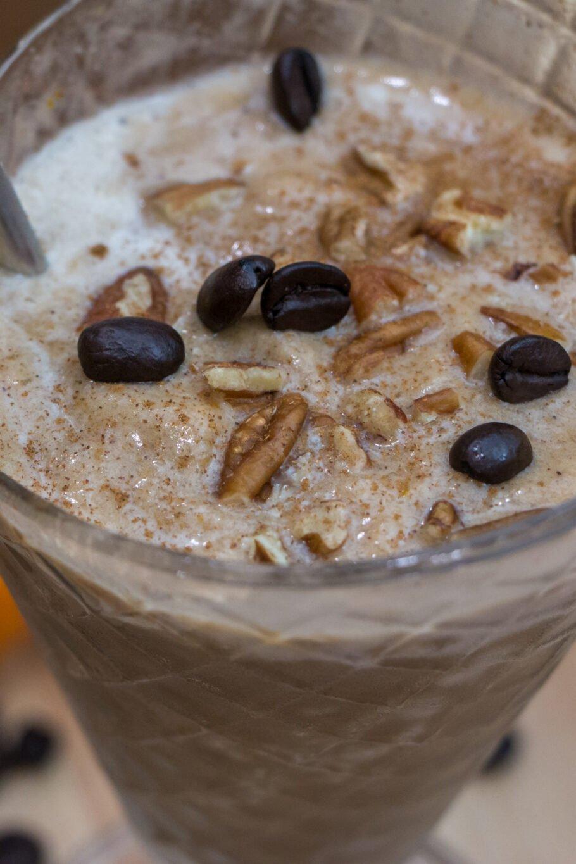 Protein Pumpkin Iced Coffee Recipe