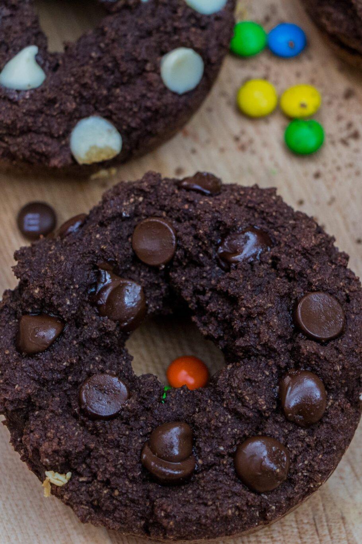 Triple Chocolate Protein Donuts Recipe