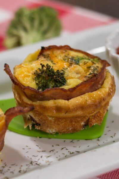 Keto Low Carb Egg Muffins Recipe