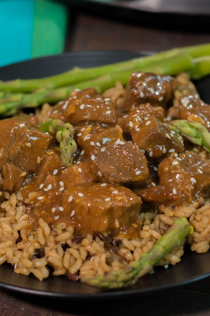 Slow Cooker Beef Teriyaki Recipe