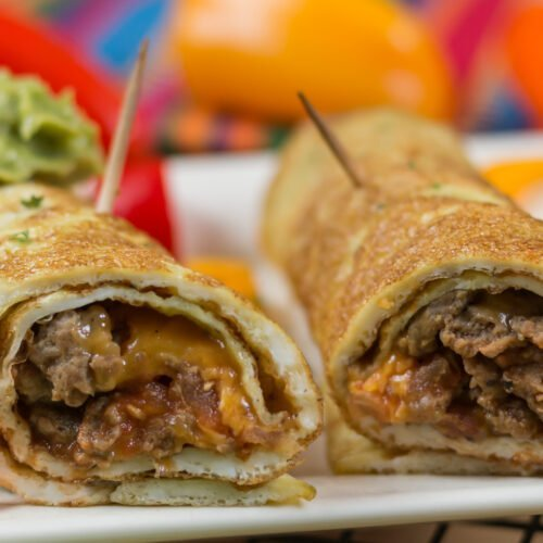 Easy Breakfast Low Carb Wraps Recipe