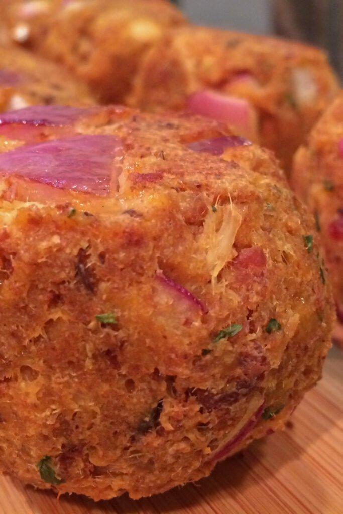 Bacon Sriracha Tuna Balls Recipe