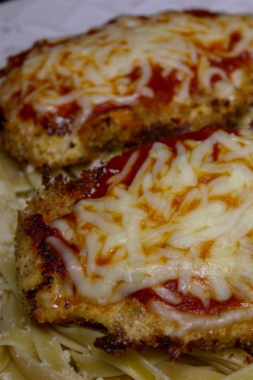Bodybuilding Chicken Parmesan Recipe The Protein Chef