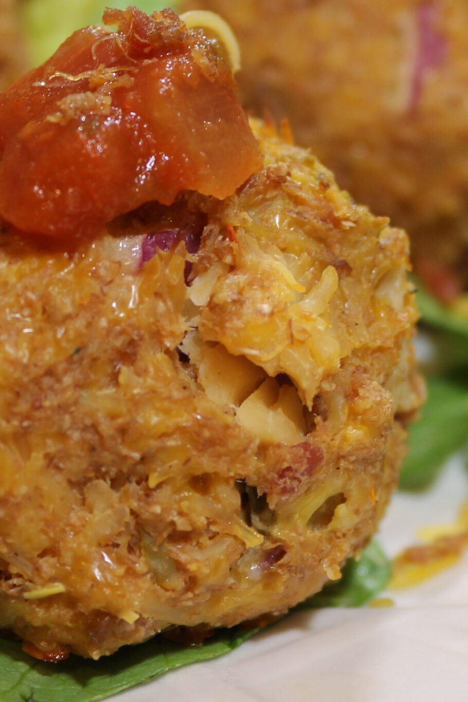 Canned Chicken Club Balls Recipe