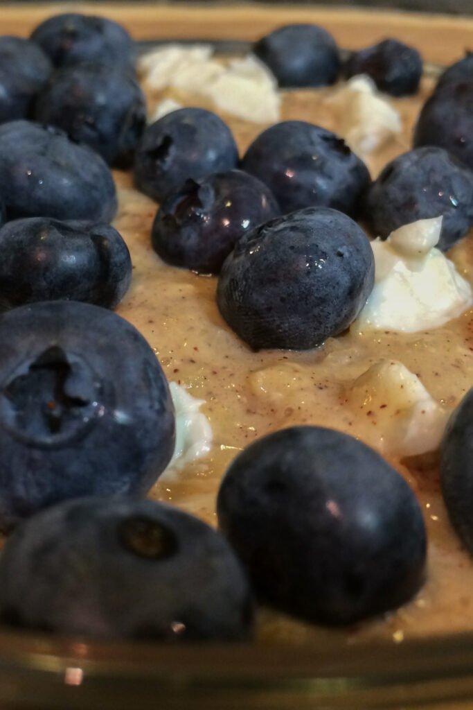 Cheesecake Protein Oatmeal Recipe