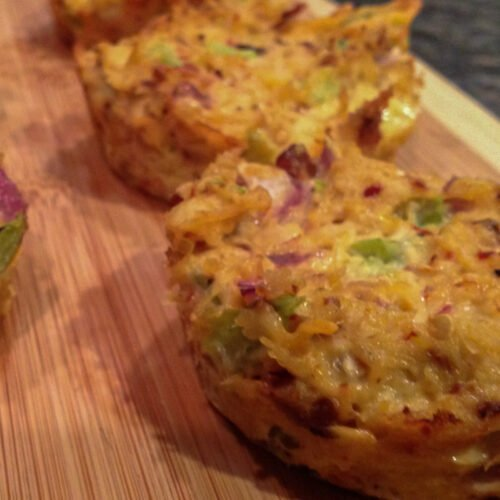 Chicken Muffins Recipe