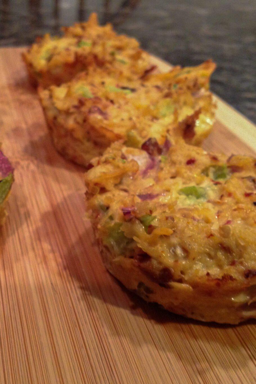 Chicken Muffins Recipe