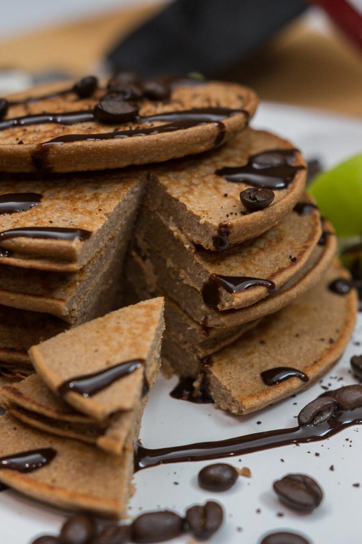 Delicious Coffee Pancakes Recipe