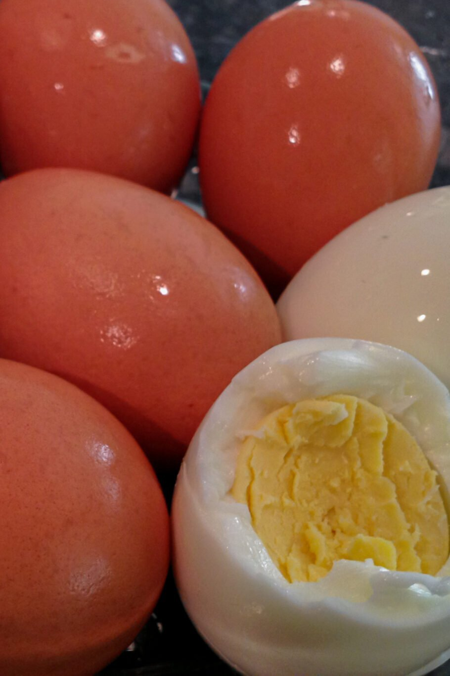 Easy Hard Boiled Eggs Recipe