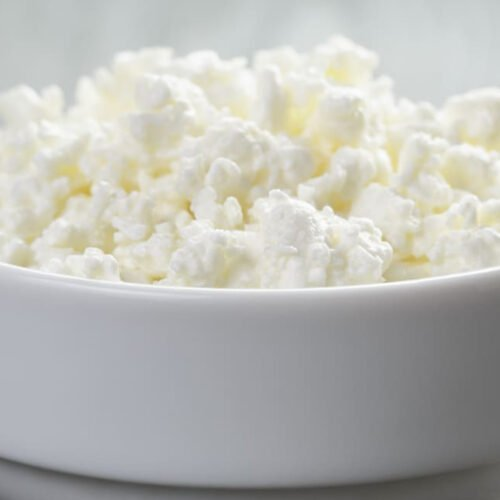 Five Cottage Cheese Recipes