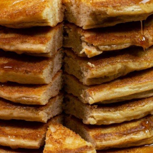Flourless Protein Pancakes Recipe