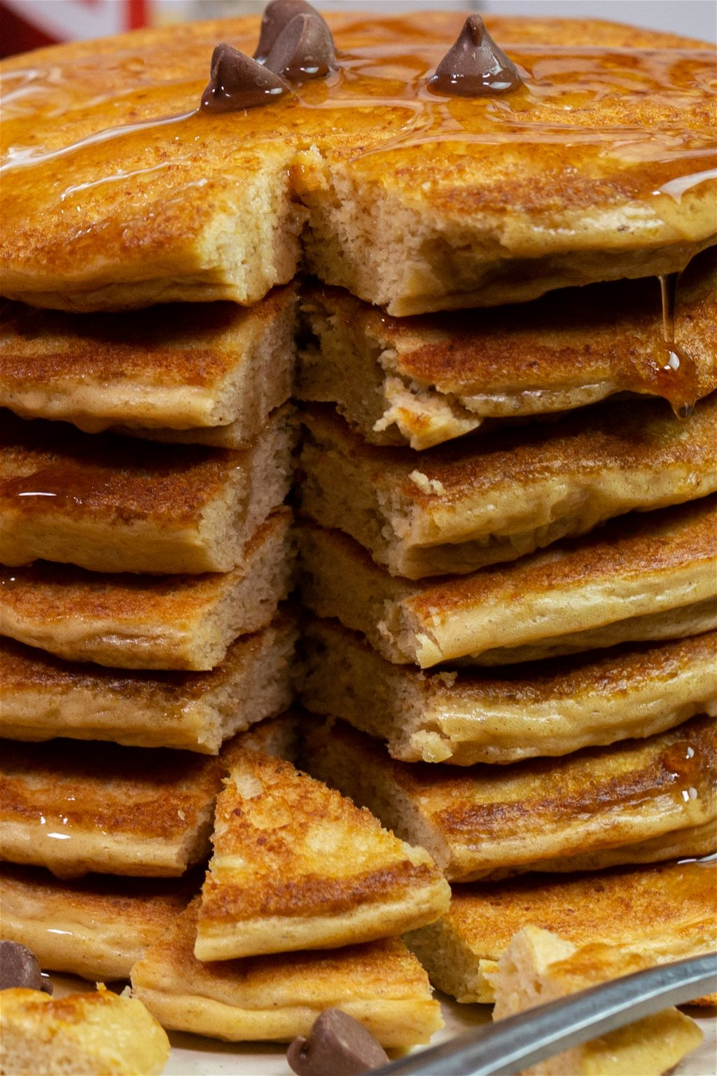 Flourless Protein Pancakes Recipe The Protein Chef