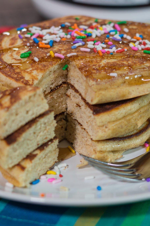 Keto Low Carb Pancakes Recipe