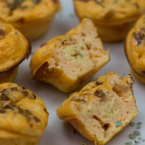 Low Carb Breakfast Bites Recipe