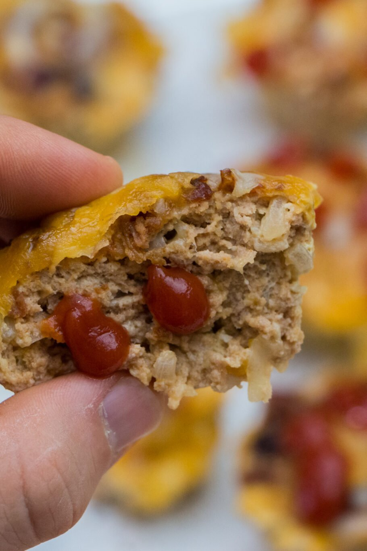 Low Carb Cheeseburger Bites Recipe