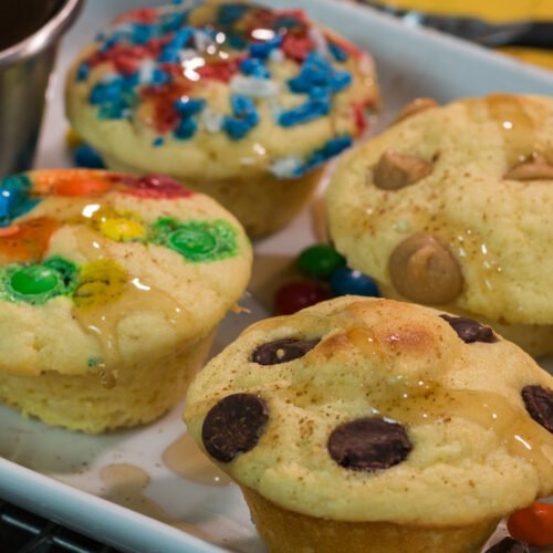 Low Carb Protein Pancake Bites Recipe