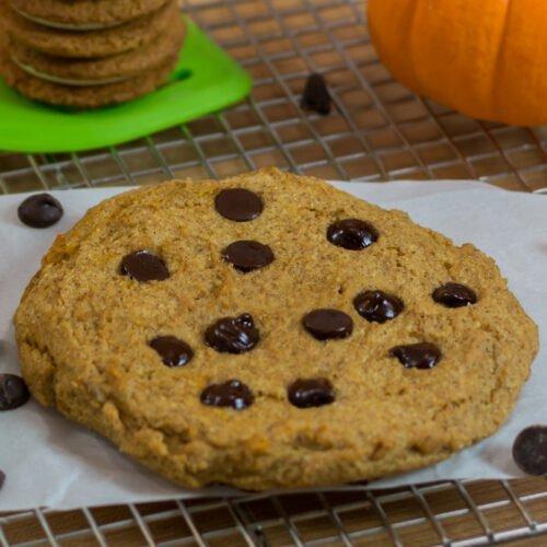 Microwave Pumpkin Cookies Recipe