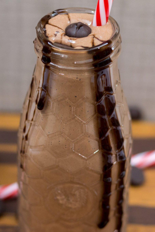Post-Workout Chocolate Milkshake Recipe