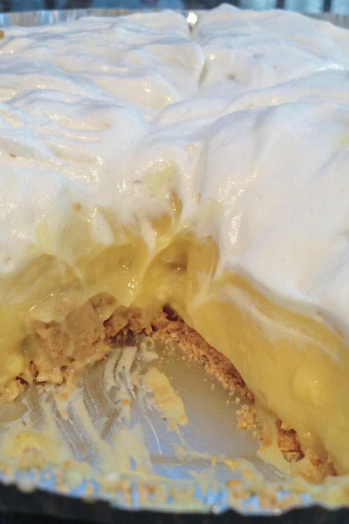 Protein Banana Cream Pie Recipe
