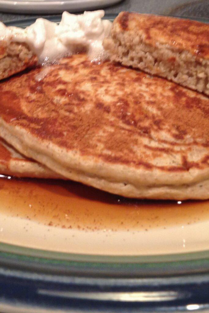Protein Banana Pancakes Recipe