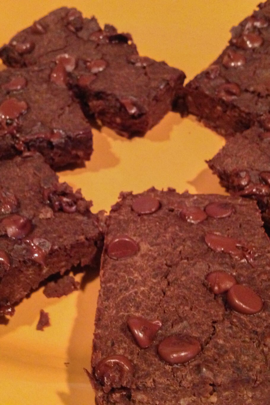 Protein Black Bean Brownies Recipe