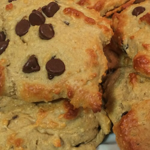 Protein Chocolate Chip Cookies Recipe