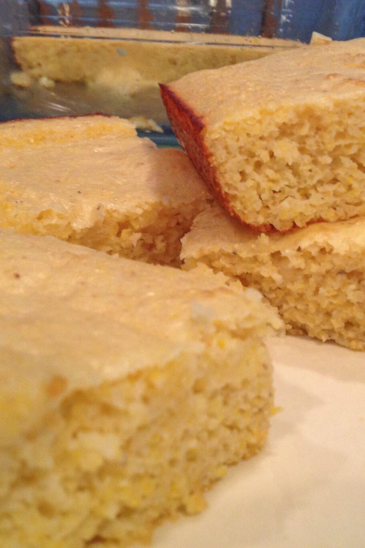 Protein Cornbread Recipe