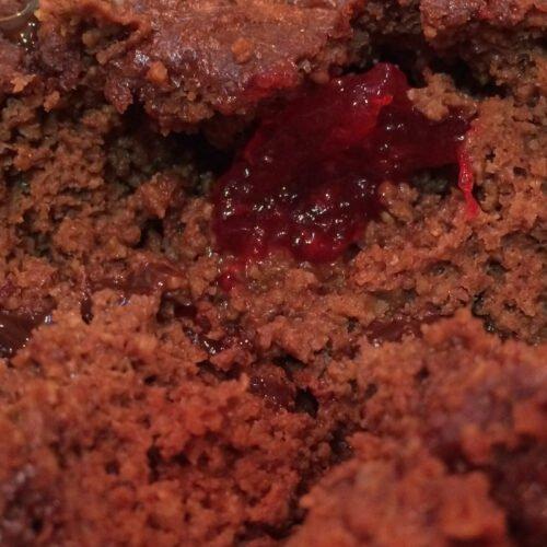 Protein Molten Lava Cake Recipe