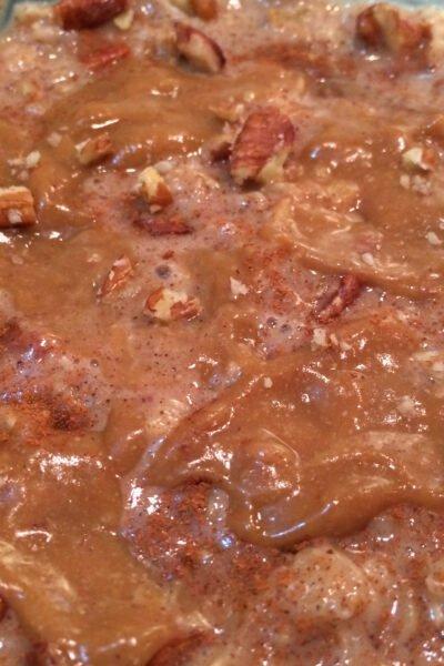 Protein Pecan Pie Oatmeal Recipe