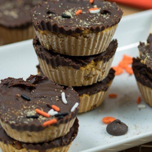 Protein Pumpkin Cups Recipe
