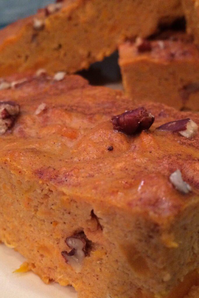 Protein Sweet Potato Cake Recipe