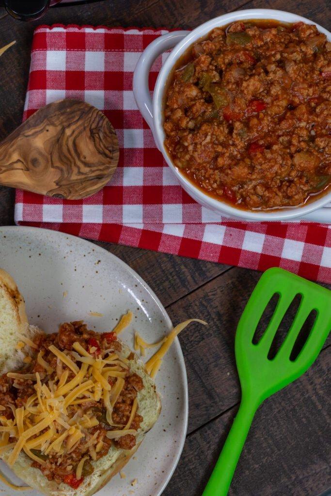 Slow Cooker Sloppy Joes Recipe