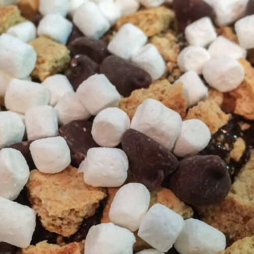 S'mores Protein Oatmeal Recipe