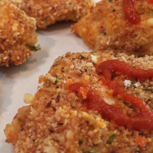 Sriracha Chicken Nuggets Recipe
