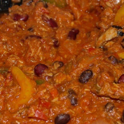 Sriracha Tuna Chili Recipe