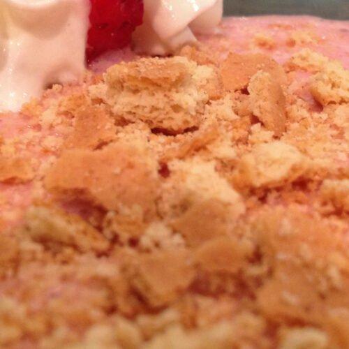 Strawberry Cheesecake Protein Shake Recipe