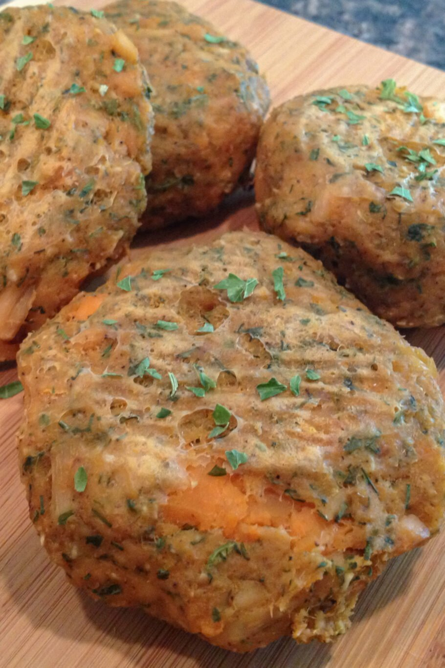 Sweet Potato Tuna Cakes Recipe