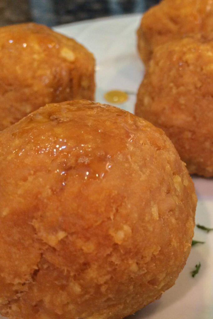 Sweet and Sour Tuna Balls Recipe
