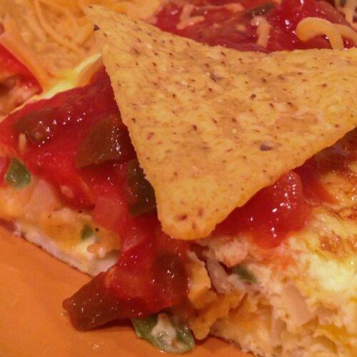 Taco Omelette Recipe
