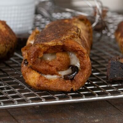 Protein French Toast Roll-Ups Recipe